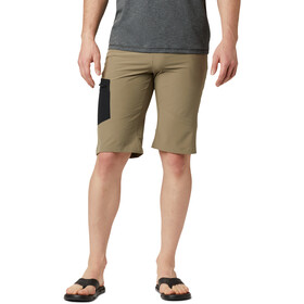 "Columbia Triple Canyon 12"" Shorts Men, sage/black"